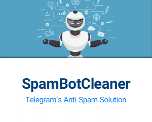 SpamBotCleaner   Telegram Antispam