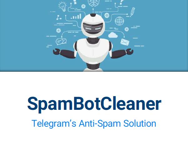 SpamBotCleaner | Telegram Antispam